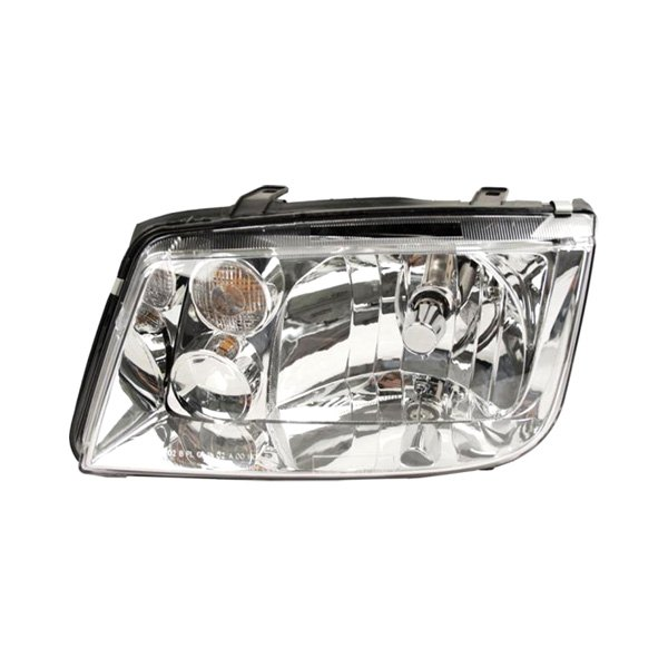 Sherman Volkswagen Jetta Without Factory Fog Lights To Vin 2108641 2000 Replacement Headlight