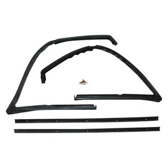 Sherman® - Driver and Passenger Side Vent Window Seal Kit