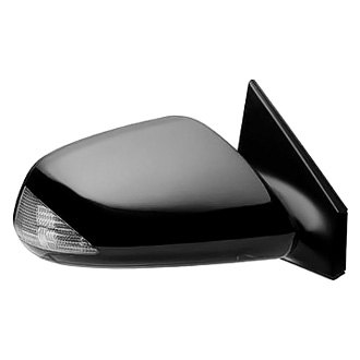 Sherman® - Passenger Side Power View Mirror (Non-Heated, Non-Foldaway)