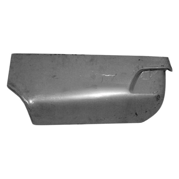 Sherman® - Driver Side Lower Quarter Panel Patch Rear Section