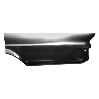 Sherman® - Lower Quarter Panel Rear Half Patch
