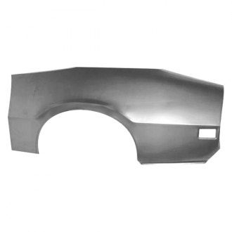 Mercury Comet Replacement Quarter Panels - CARiD.com