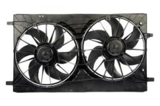 Sherman® - Radiator Fan Assembly
