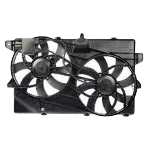 Replacement Motor Cooling Fans : Sherman ford edge  radiator fan
