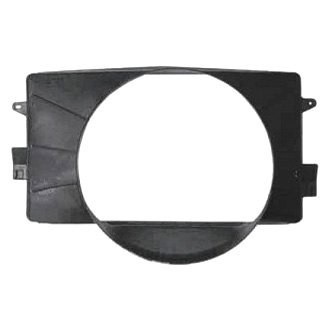 Sherman® - Radiator Fan Shroud