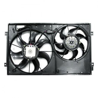 Sherman® - Dual Radiator Fan