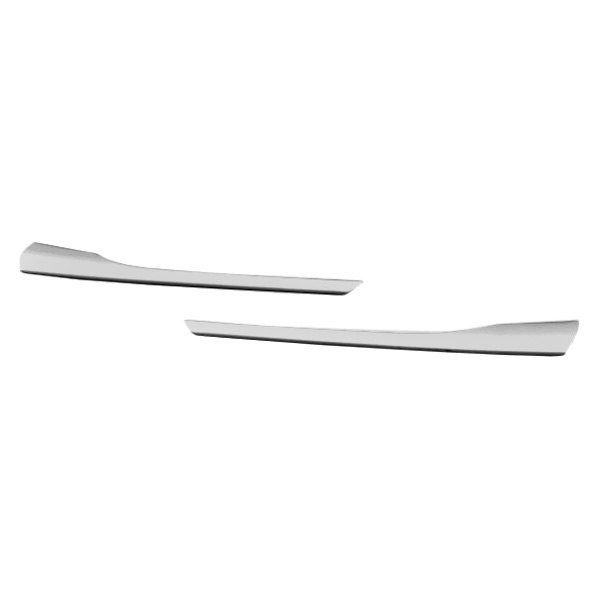 Sherman® - Driver Side Grille Molding (Chrome)