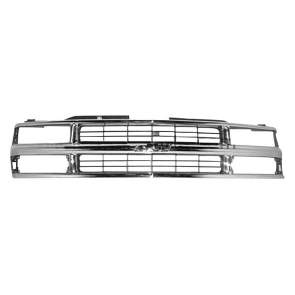Sherman chevy tahoe 1998 grille for 1998 chevy tahoe interior parts