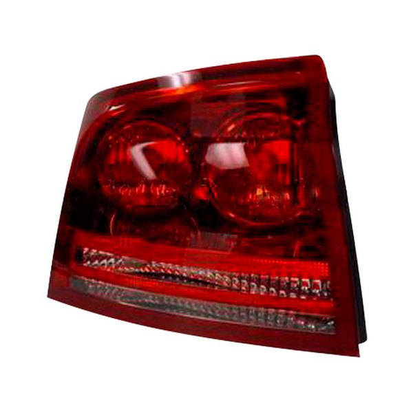 sherman dodge charger 2007 replacement tail light. Black Bedroom Furniture Sets. Home Design Ideas