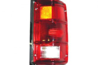 Sherman® 327-193R - Passenger Side Replacement Tail Light