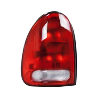 Sherman® - Driver Side Replacement Tail Light Lens/Housing