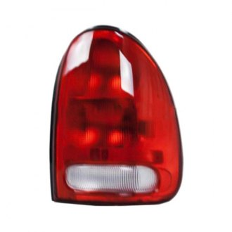 Sherman® - Passenger Side Replacement Tail Light Lens/Housing