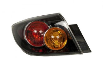 Sherman® - Replacement Tail Light Lens/Housing