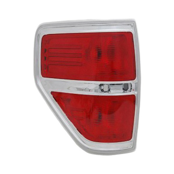 Sherman 579c 190l driver side replacement tail light for Garage ford lens