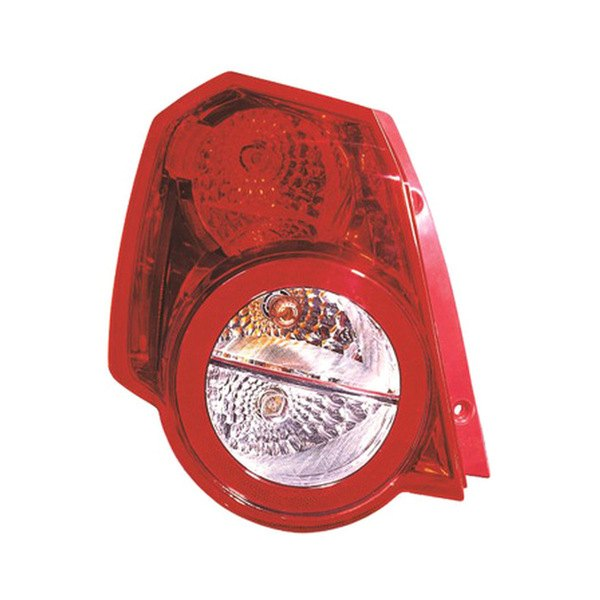 Sherman 174 Chevy Aveo 2009 Replacement Tail Light