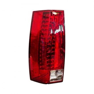 Sherman® - Black Factory Replacement Tail Lights