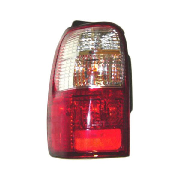 sherman toyota 4runner 2001 2002 replacement tail light. Black Bedroom Furniture Sets. Home Design Ideas