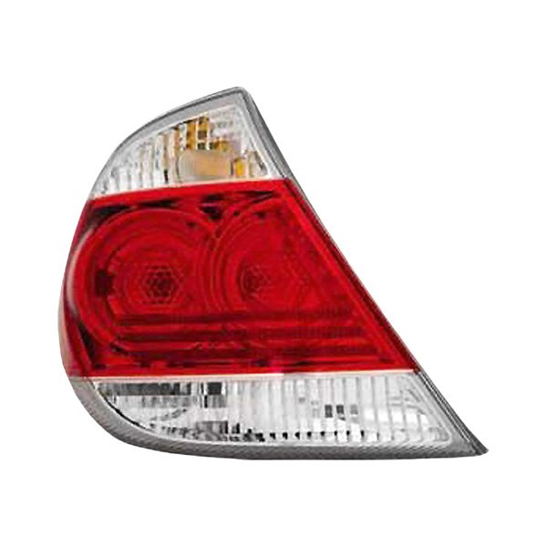 sherman toyota camry 2006 replacement tail light. Black Bedroom Furniture Sets. Home Design Ideas