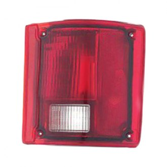 Sherman® - Passenger Side Replacement Tail Light Lens