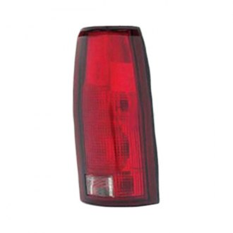 Sherman® - Passenger Side Replacement Tail Light Assembly