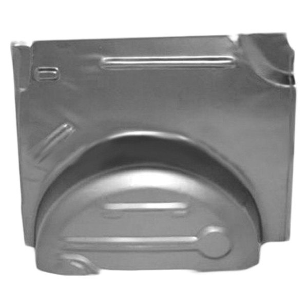 Sherman® - Driver Side Outer Trunk Floor Section