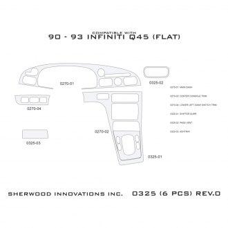 Infiniti Q45 Color Dash Kits & Interior Trim — CARiD.com on 1992 infiniti j30t, 1992 infiniti g20, 1992 infiniti q45t, 1992 infiniti qx4, 1992 infiniti i30, 1992 infiniti car, 1992 infiniti g35, 1992 infiniti j30,