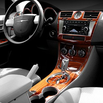Sherwood® - 3D Molded Dash Kit