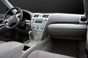 Sherwood® - Toyota Camry Dash Kit in Brushed Aluminum