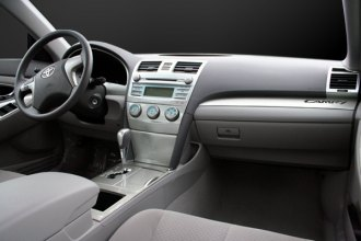 SHERWOOD� - Toyota Camry Dash Kit in Brushed Aluminum