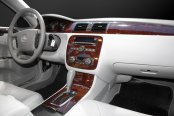 Sherwood® - Buick Lucerne Dash Kit