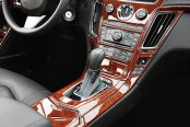 Sherwood® - Cadillac CTS Dash Kit