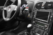Sherwood® - Chevy Corvette Dash Kit