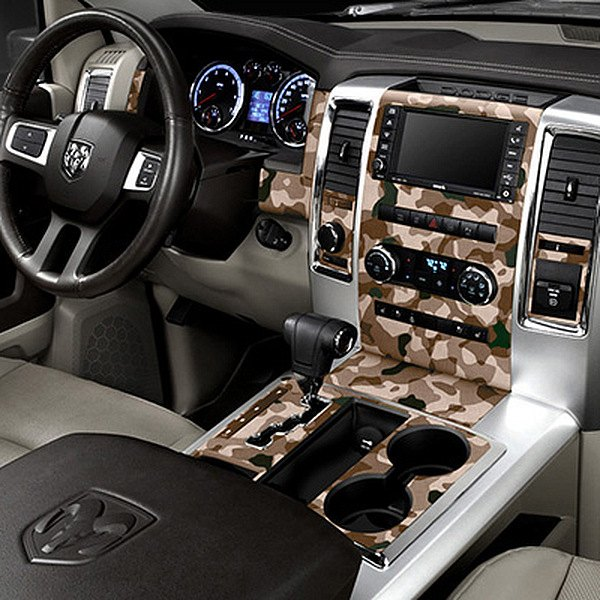 Sherwood 174 Camo Dash Kit