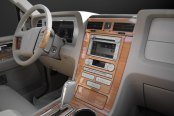 Sherwood® - Lincoln Navigator Dash Kit