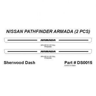 Sherwood® - Front Door Sills