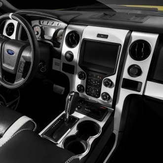 Sherwood® - Aluminum Dash Kit