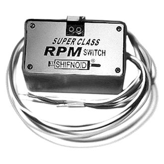 Shifnoid® - RPM-Activated Switch