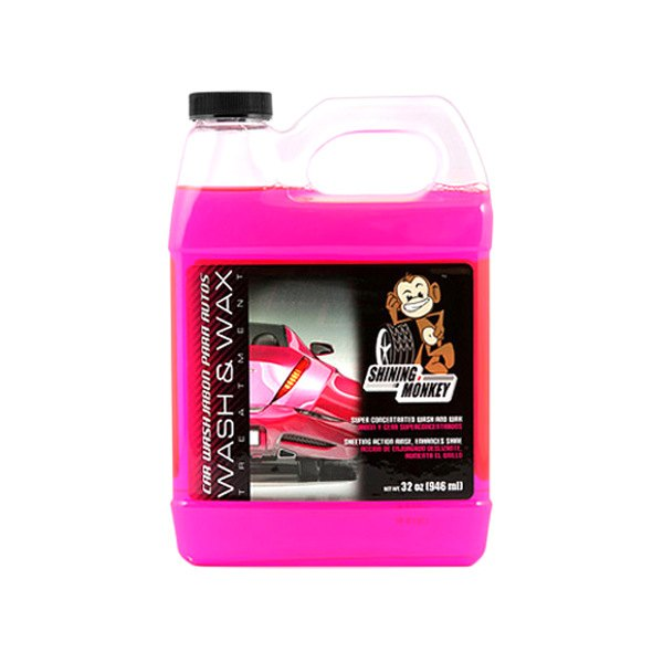 Shining Monkey® - Wash & Wax Treatment