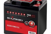 Shuriken® - Car Audio Power Cell 28 Ah, 12 V