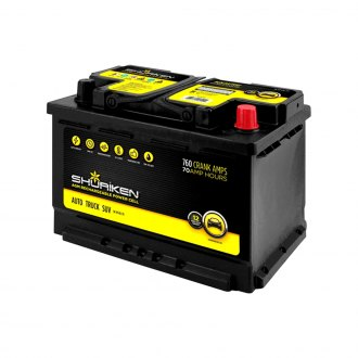 Shuriken® - AGM Battery