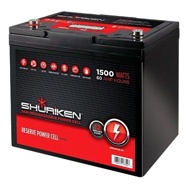 Shuriken Battery