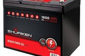 Shuriken®  - Car Audio Power Cell 70 Ah, 12 V