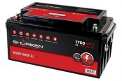 Shuriken® - Car Audio Power Cell 75 Ah, 12 V