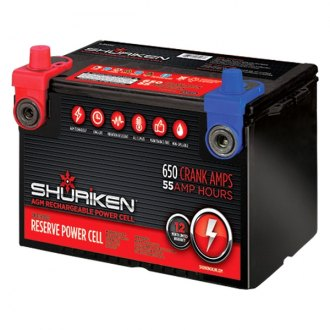 Shuriken® - Car Audio Power Cell