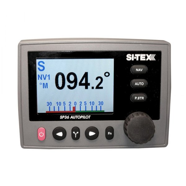 SI-TEX® - SP-36 Autopilot Compass with 18 in³ Pump