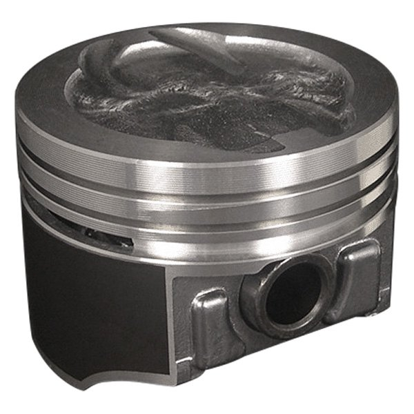 "Silv-O-Lite® - Hyper-Coated Piston Set, 3.736"" Bore, 1.540"" Compression Height, 0.020"" Oversizes"