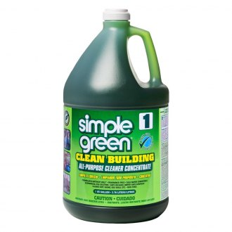 Simple Green® - 1 Gal. Clean Building Cleaner Concentrate 2 Pcs