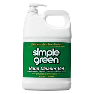 Simple Green® - 1 Gal. Hand Cleaner Gel with Pump 4 Pcs