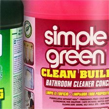 simple green clean building bathrooom cleaner concentrate
