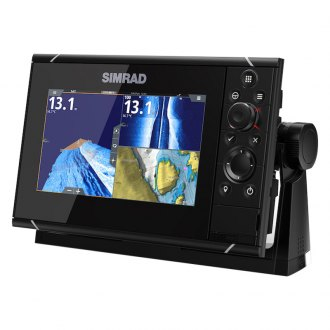 Simrad® - NSS EVO3 Multifunction Display with C-Map Insight Charts W/O Transducer